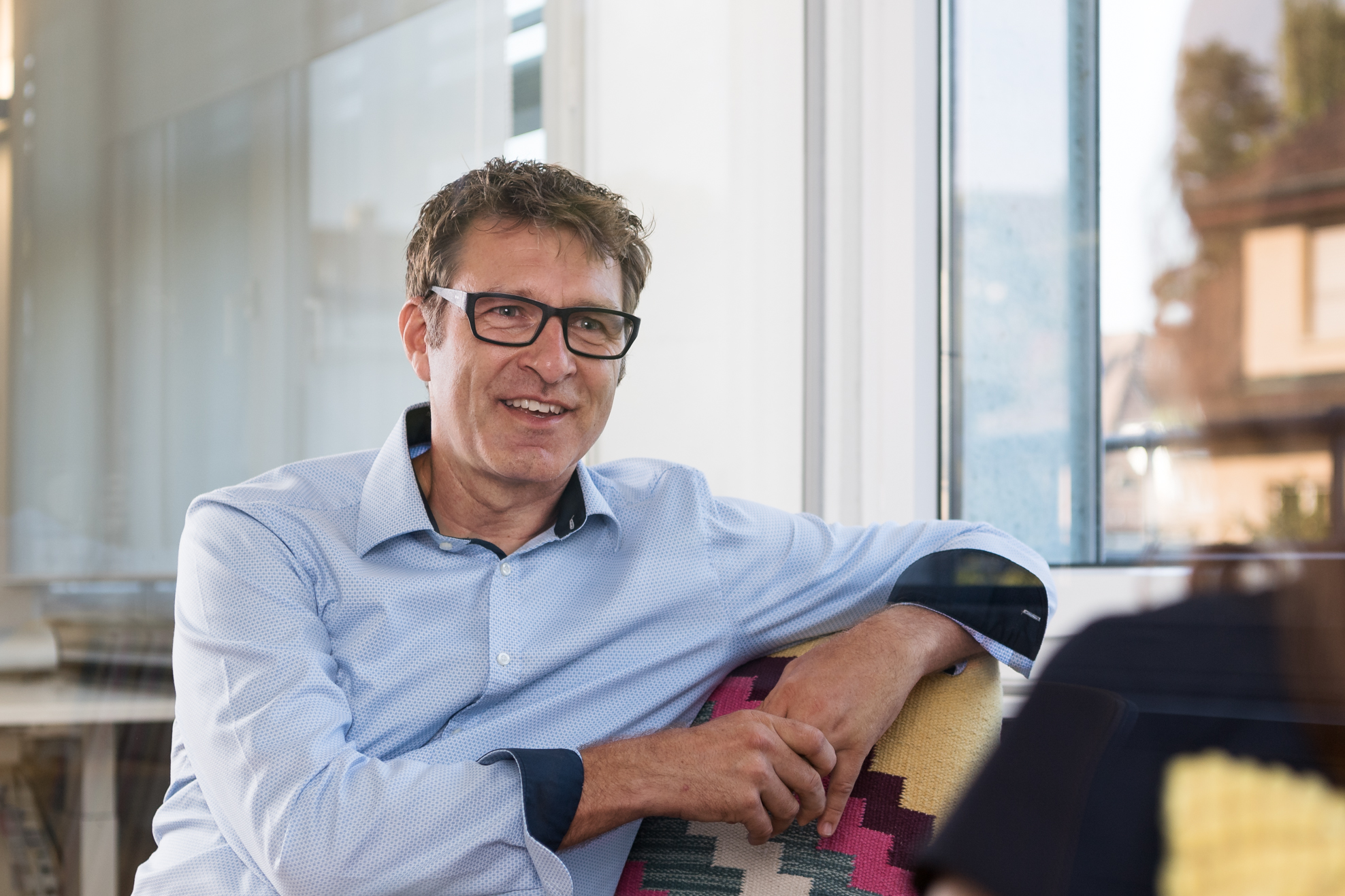 Holger Ebel - Ihr Führungscoach in Zürich (leadership coaching)