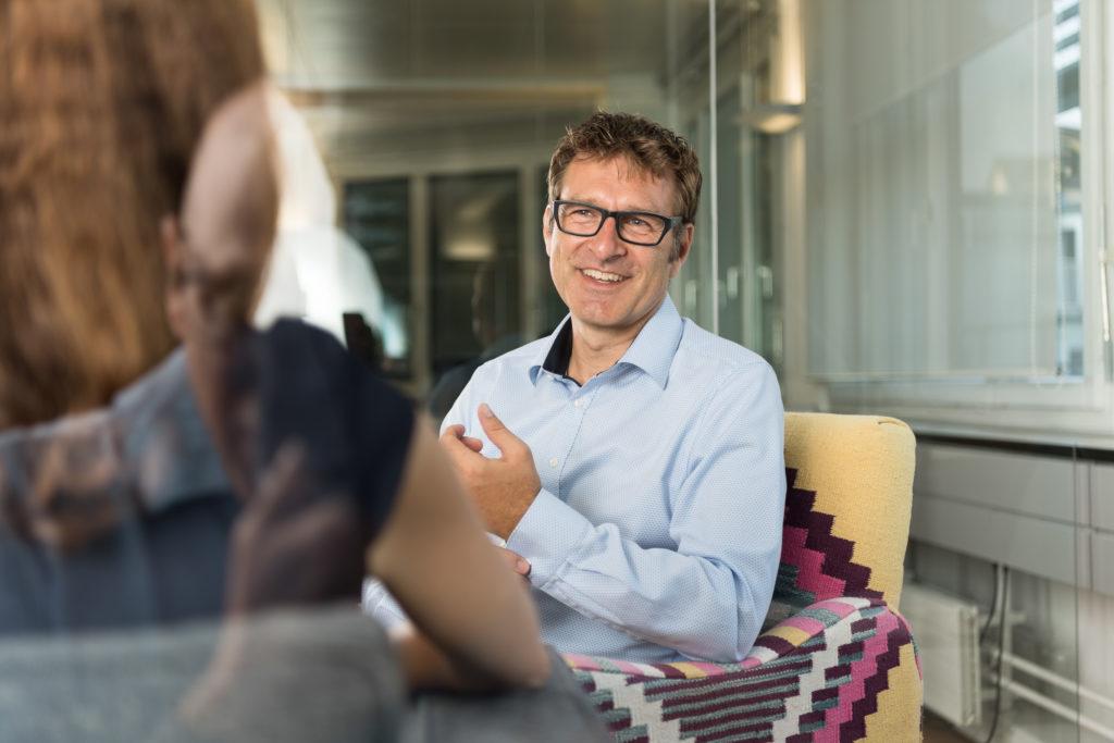 Holger Ebel - Ihr Personality, Business und Life Coach in Zürich